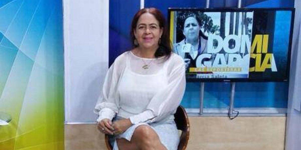 """Domi García Saleta con nueva temporada programa """"Las Reporteras"""""""