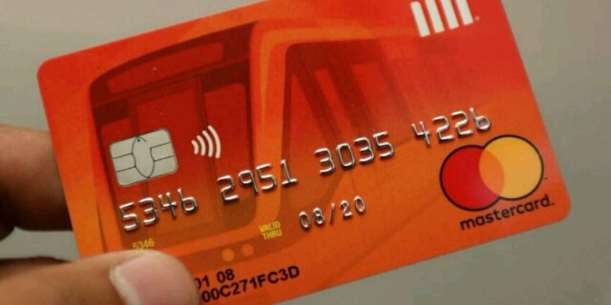 Nueva tarjeta del Metro se venderá a partir de este miércoles en las Líneas 7 y 12