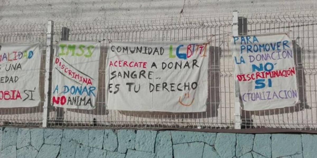 Lesbiana denuncia supuesta discriminación en IMSS de Oaxaca