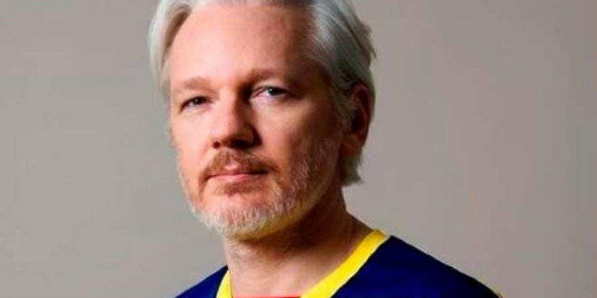 Julian Assange, fundador de WikiLeaks, ya tiene nacionalidad ecuatoriana