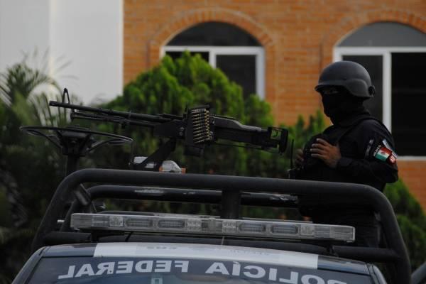 Seguridad en México