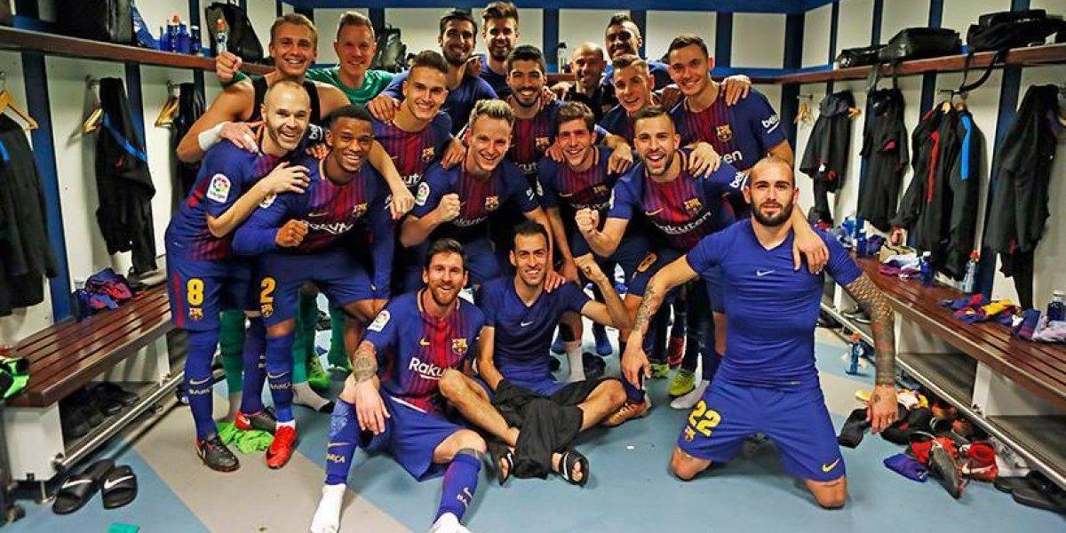 El Barcelona dirá adiós a uno de sus jugadores en las próximas horas