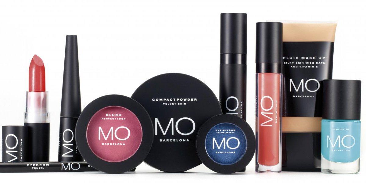 Nueva fórmula de cosméticos MO Barcelona disponible en la Isla