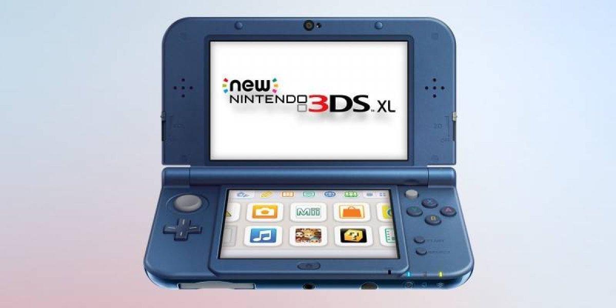 Nintendo anuncia que seguirá fabricando 3DS en 2018