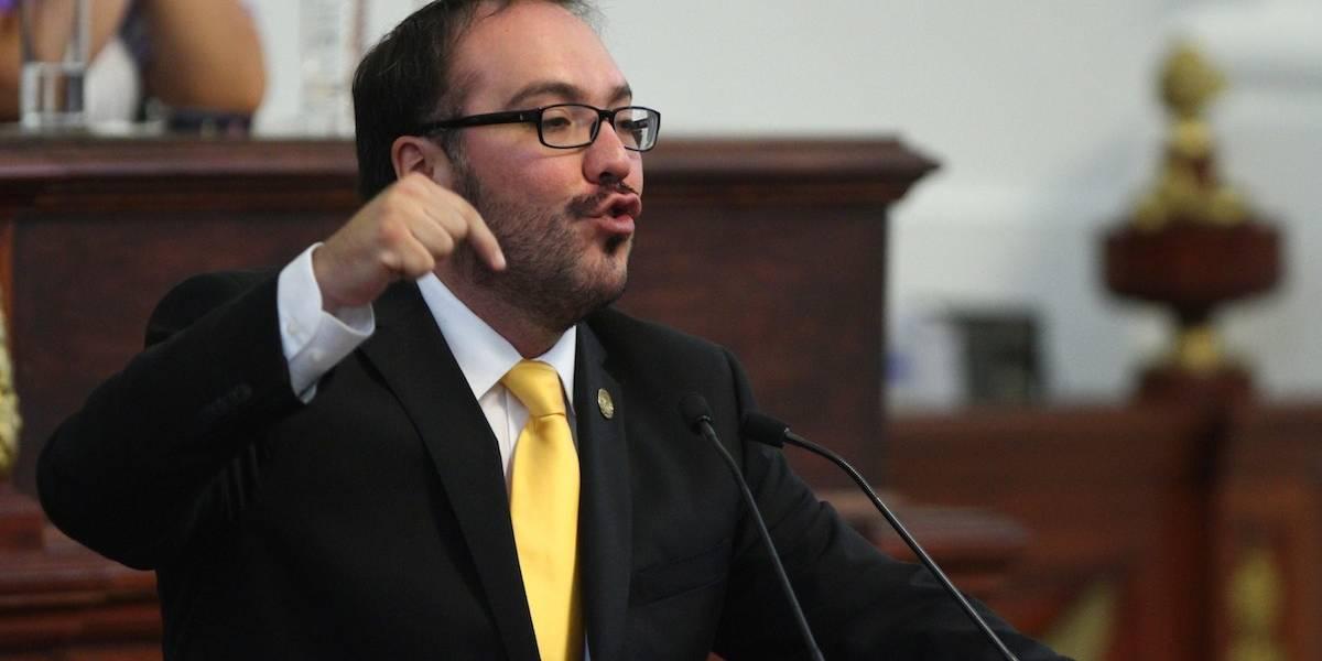 Involucran a Mauricio Toledo, ex delegado de Coyoacán en dos asesinatos