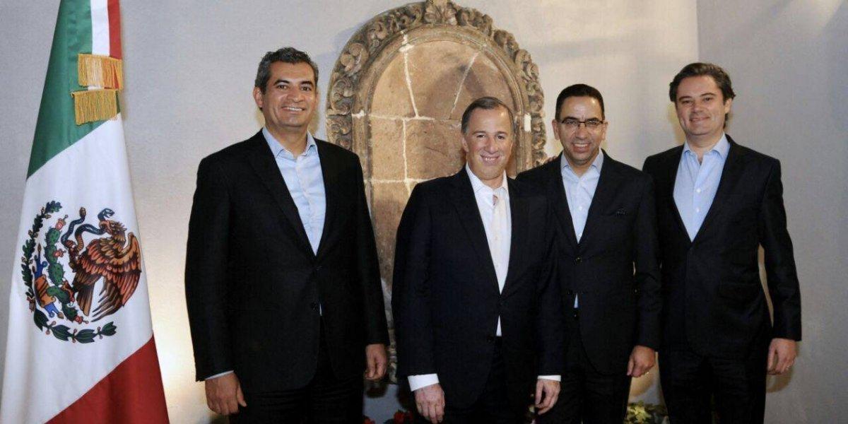 Javier Lozano Alarcón se incorpora a la precampaña de Meade