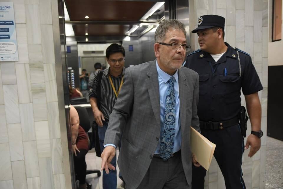 El juez Gálvez envió a prisión al expresidente Otto Pérez Molina y a la exvicepresidenta Roxana Baldetti. Omar Solís