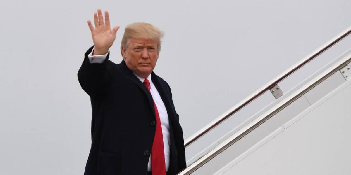 Lanzan una petición contra la visita de Trump al Foro de Davos