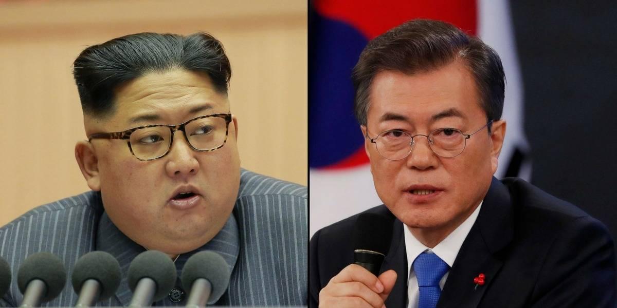Presidente de Corea del Sur dispuesto a reunirse con Kim Jong-un