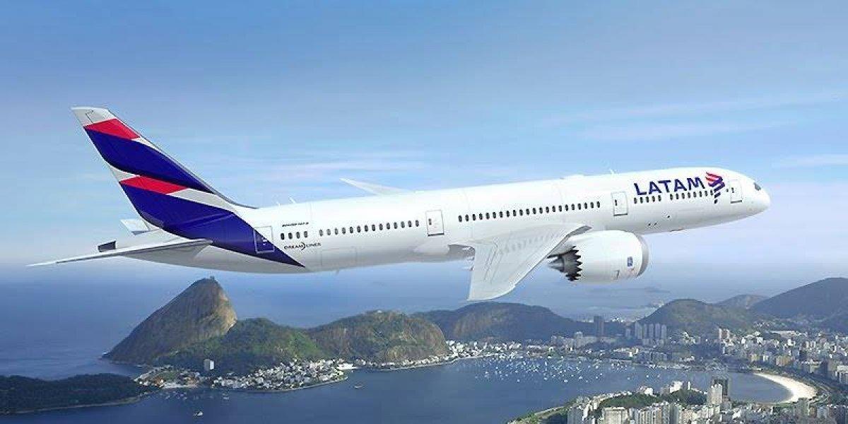 Aerolínea LATAM establece ruta Brasilia-Punta Cana