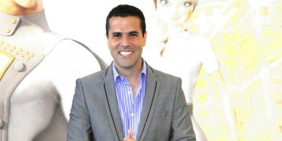 VIDEO. Captan la reacción de Marco Antonio Regil ante la llegada de Sandarti