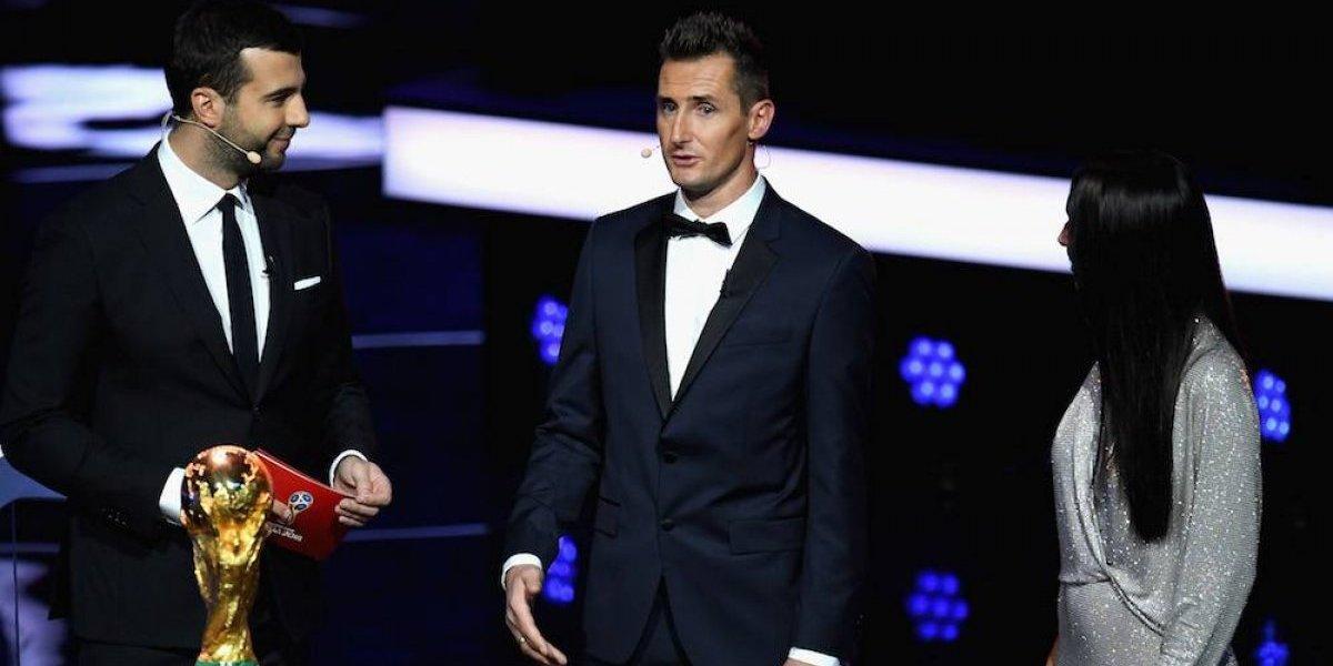 'El espíritu de equipo nos ha llevado lejos': Miroslav Klose