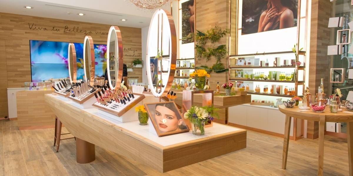 Natura amplía su modelo de ventas y abre primera tienda en Chile