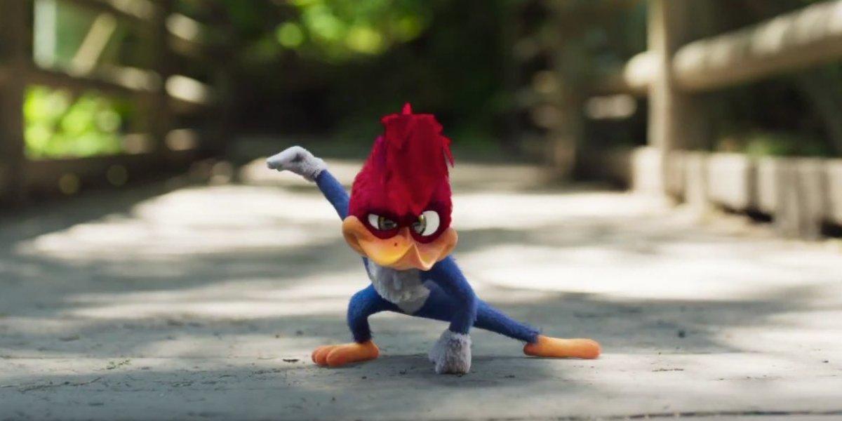 ¿Recuerdas al Pájaro Loco? Ahora lo podrás disfruta en las salas de cine del país