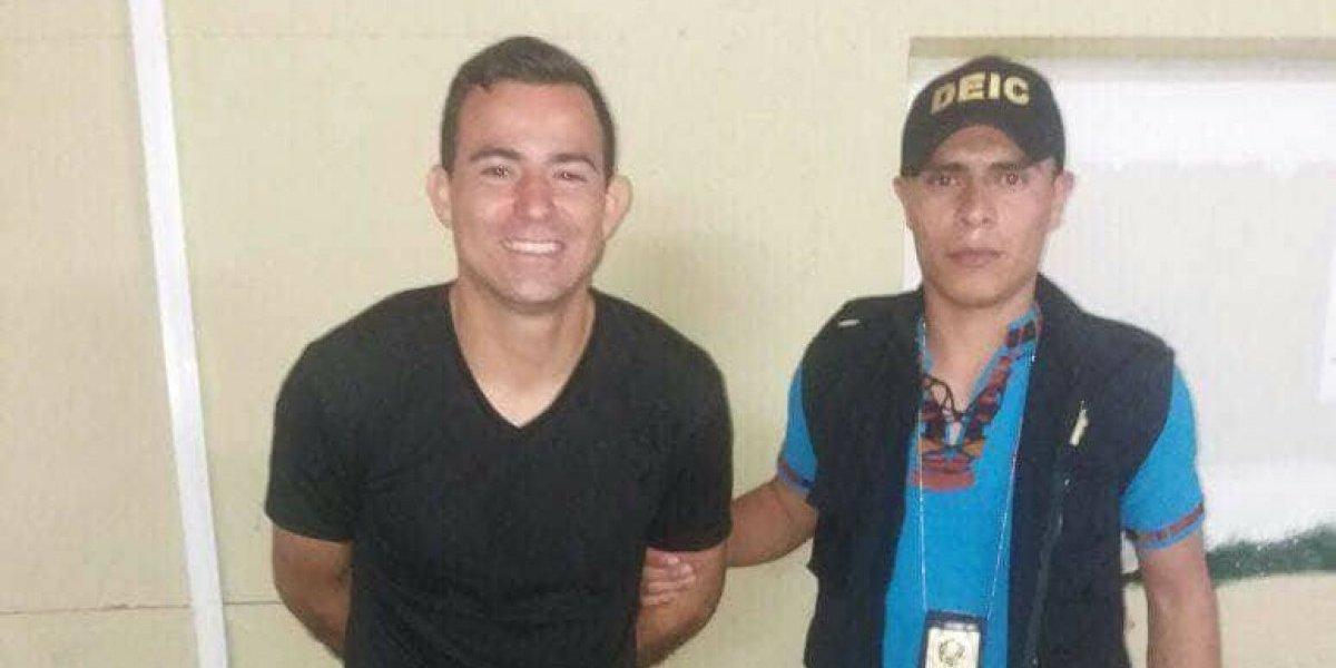 Detienen a Marco Pablo Pappa por violencia contra la mujer