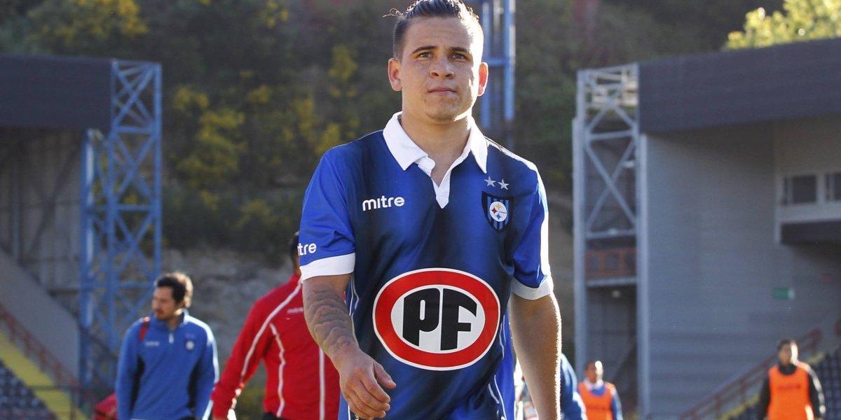 """Soteldo llegó a Santiago para firmar en la U: """"Es muy bonito llegar a un club grande"""""""
