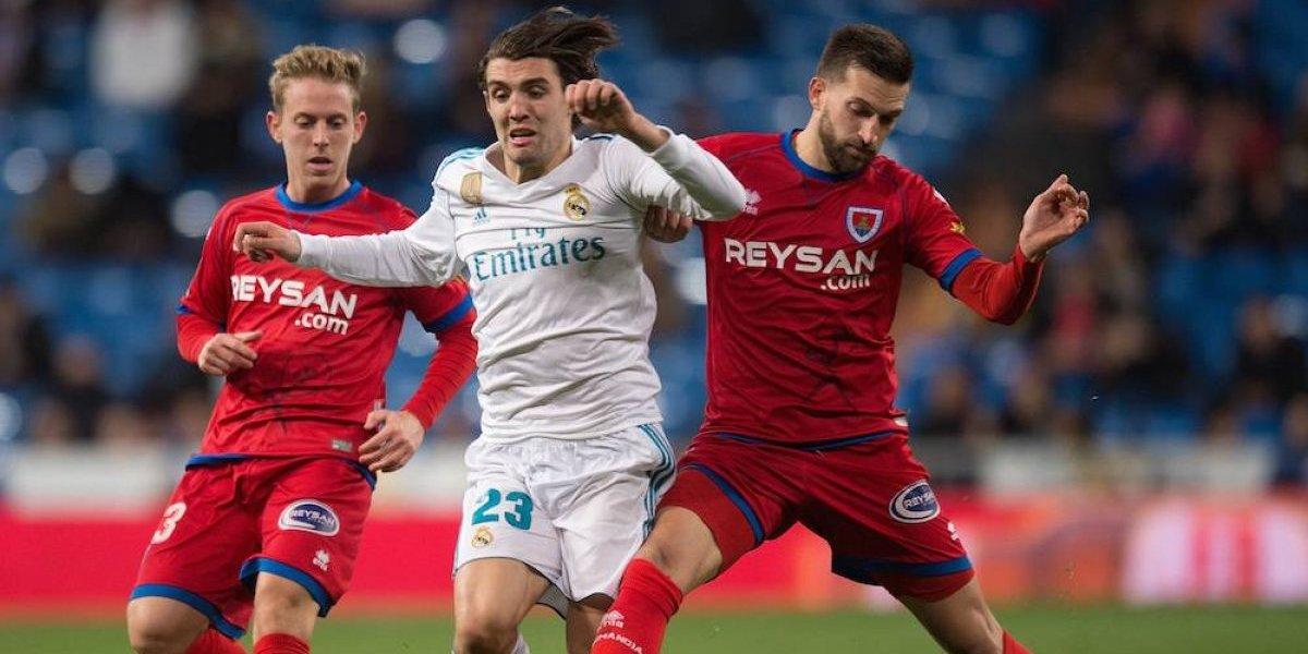 Real Madrid se deja empatar por Numancia y sigue generando dudas