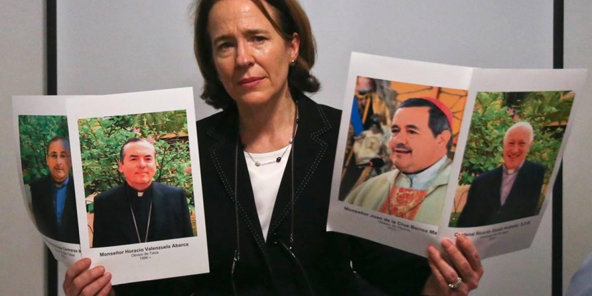 Divulgan sitio web con religiosos católicos chilenos acusados de abuso de menores