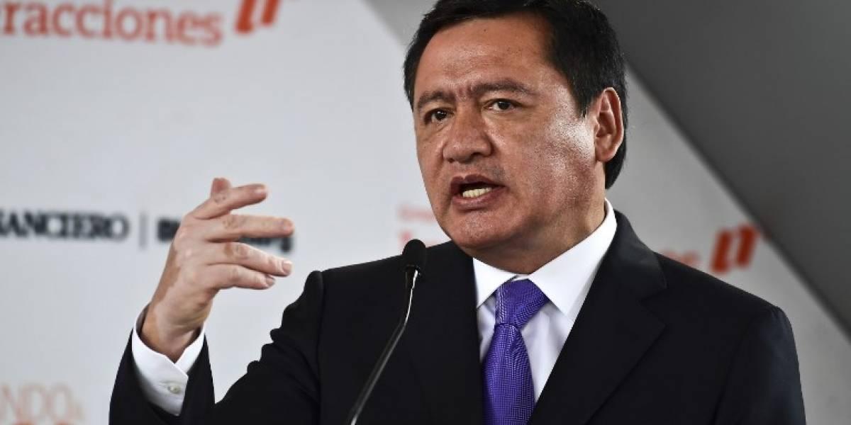 Osorio Chong renuncia como secretario de Gobernaciónde México