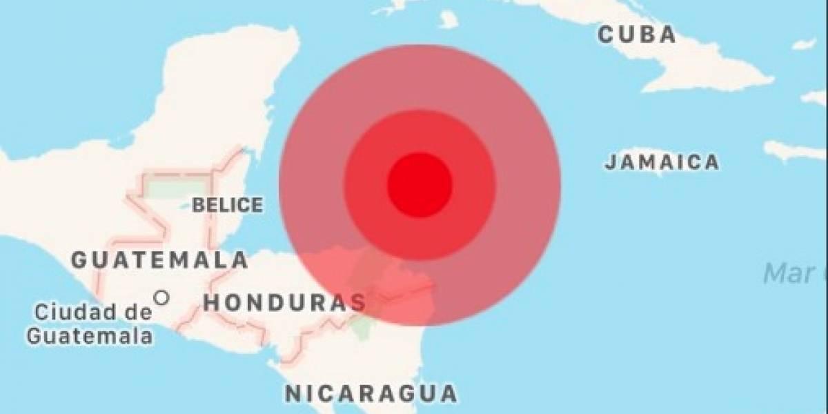Fuerte sismo de 7.6 en Honduras se percibe en Quintana Roo