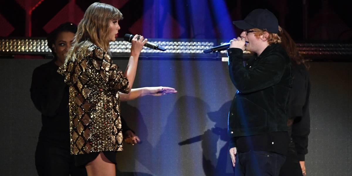 Taylor Swift vai lançar clipe de música com Ed Sheeran e rapper Future nesta quinta