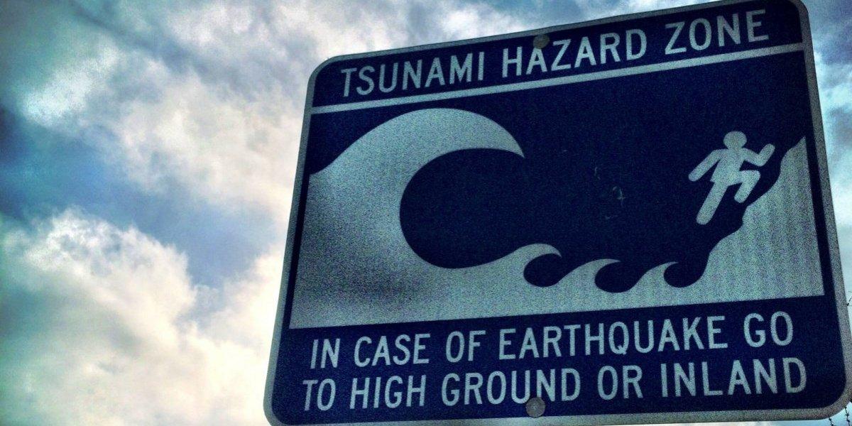 Manejo de Emergencias desconoce protocolo de una alerta de tsunami