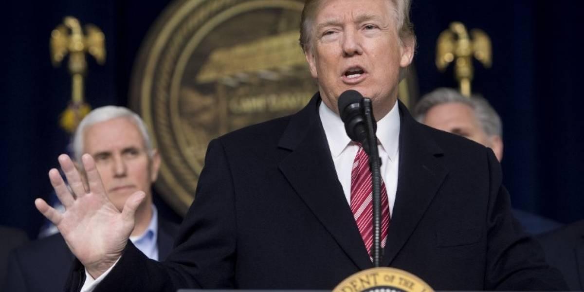"""Trump denuncia sistema judicial """"injusto"""" por decisión sobre inmigrantes DACA"""