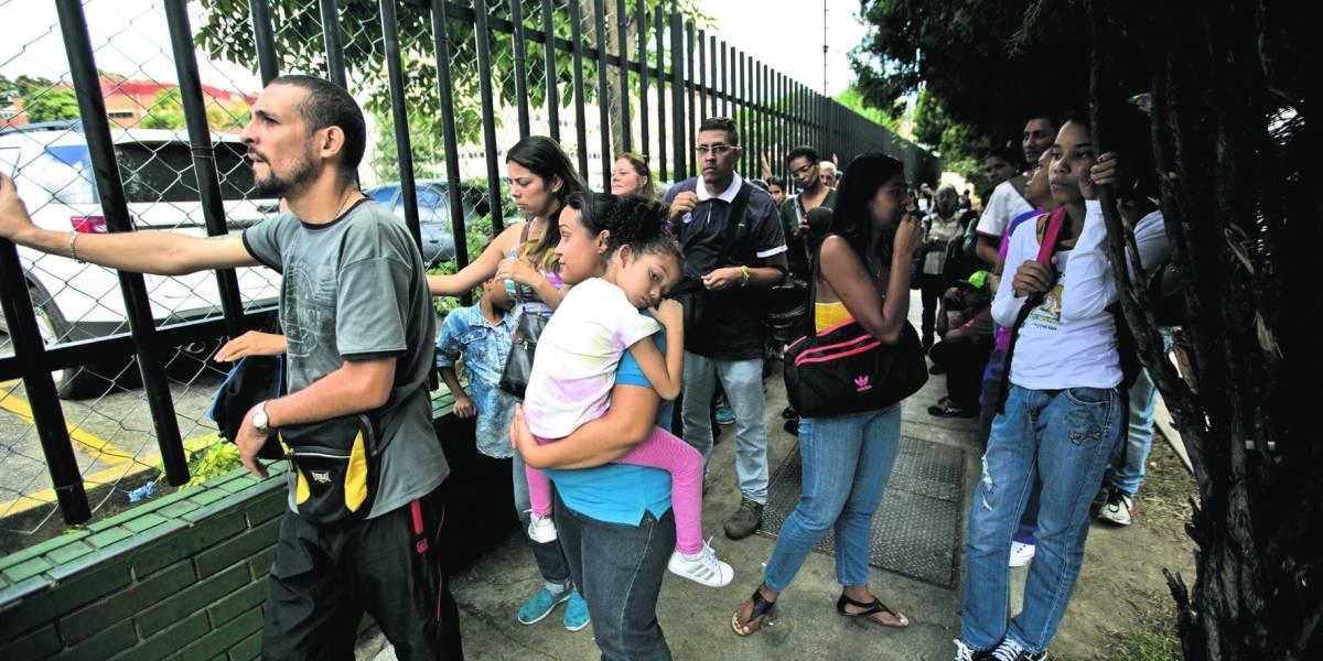 Venezuela cerca del colapso: estantes vacíos en supermercados anuncian el abismo