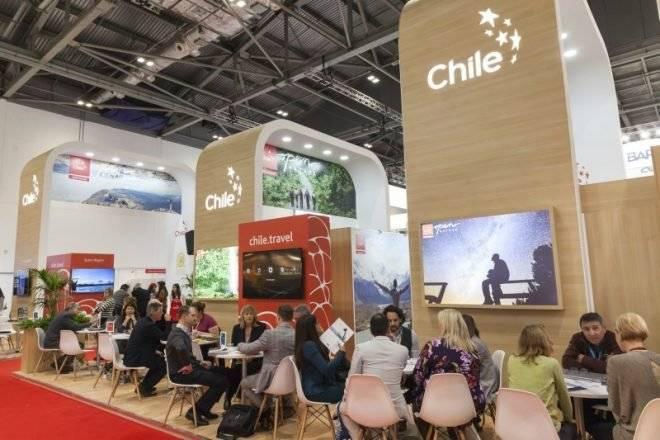 Chile en ferias de turismo