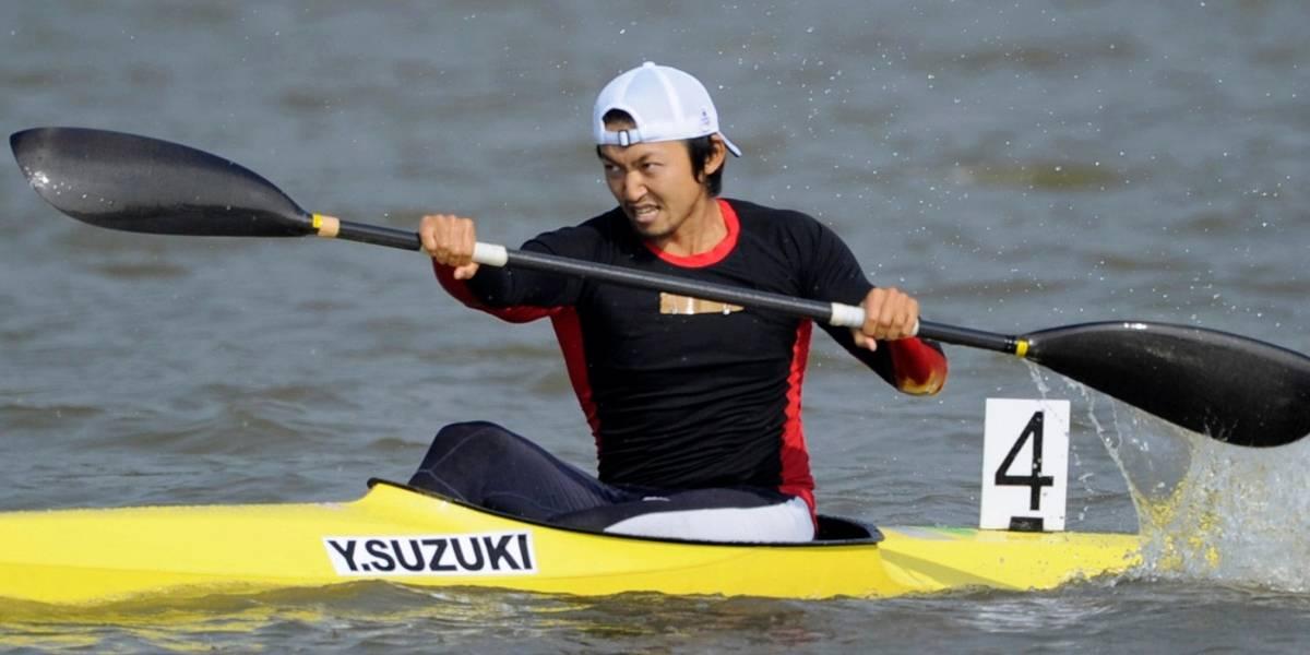 Canoísta japonês pode ser banido do esporte por adulterar bebida de rival