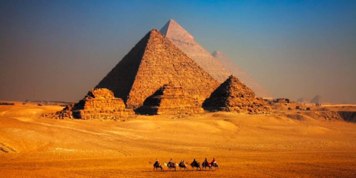 Cámara de la Gran Pirámide de Guiza podría contener un trono de origen extraterrestre
