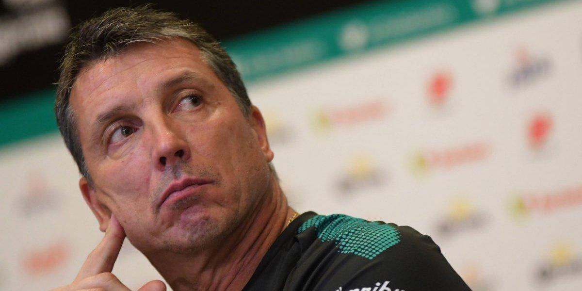 Siboldi lamenta declaraciones de Gael Sandoval contra Santos