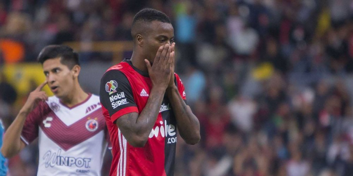 Atlas debutó con derrota como local en la Copa MX