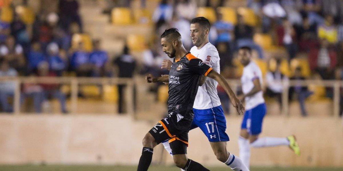 Cruz Azul cae ante Alebrijes en su debut en la Copa MX