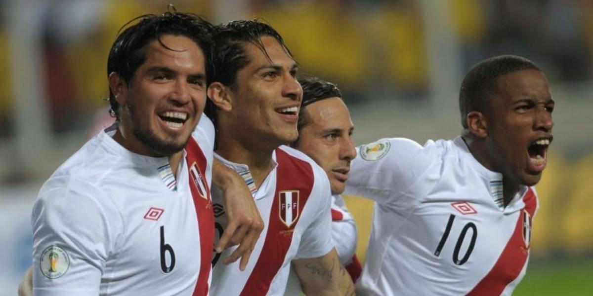 Perú se quedaría sin  Mundial de Rusia 2018