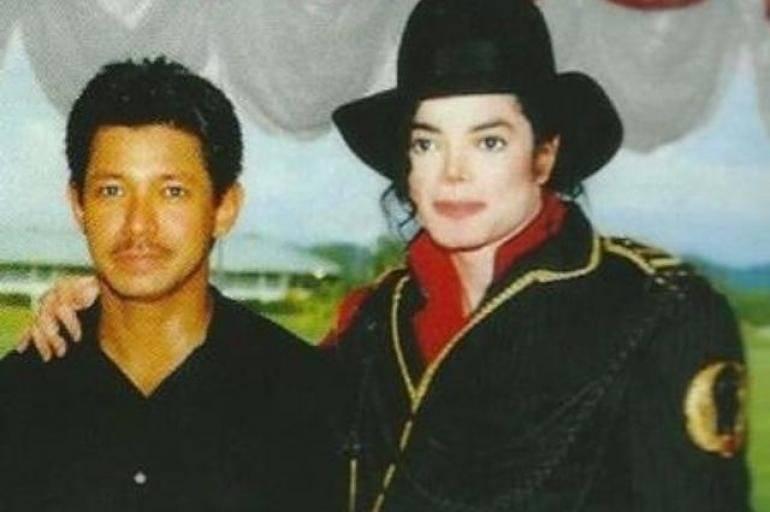 Omar e Michael Jackson