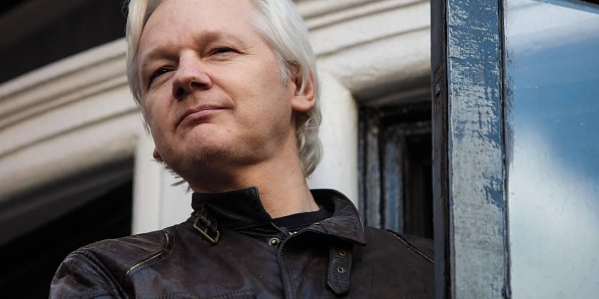 El Gobierno británico rechaza conceder el estatus diplomático a Assange