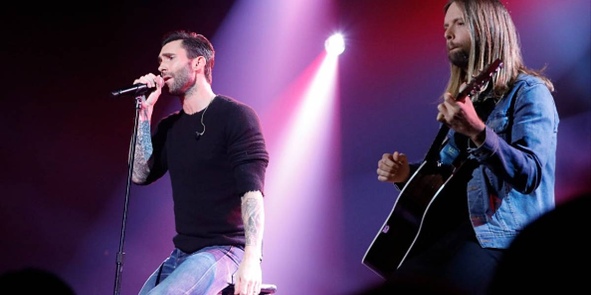 ¿Maroon 5 viene a Ecuador?