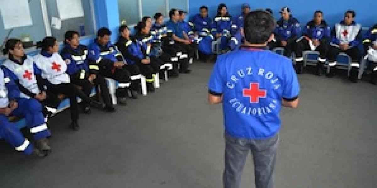 Más de 200 voluntarios de Cruz Roja, en congreso en Guayaquil