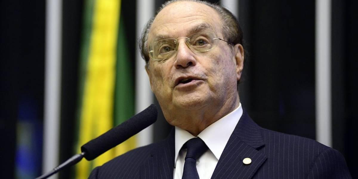 Paulo Maluf é internado em hospital de São Paulo