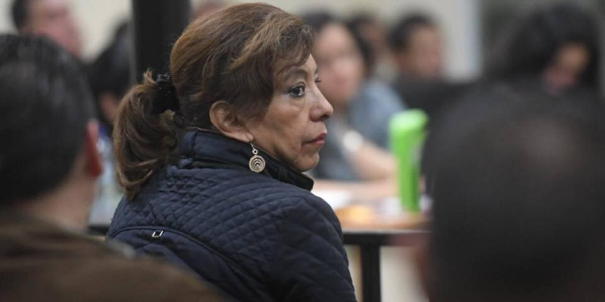 Anabella de León no ha podido pagar la fianza para salir de prisión