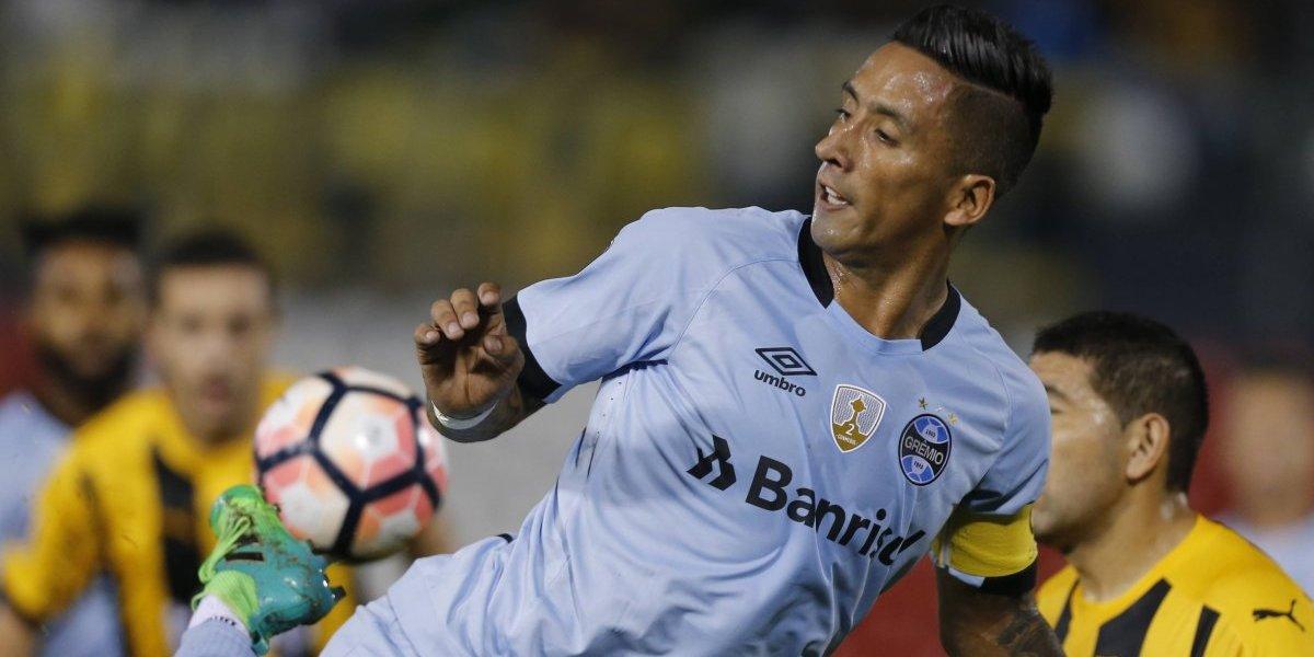 Es oficial: Lucas Barrios será refuerzo en Argentinos Juniors