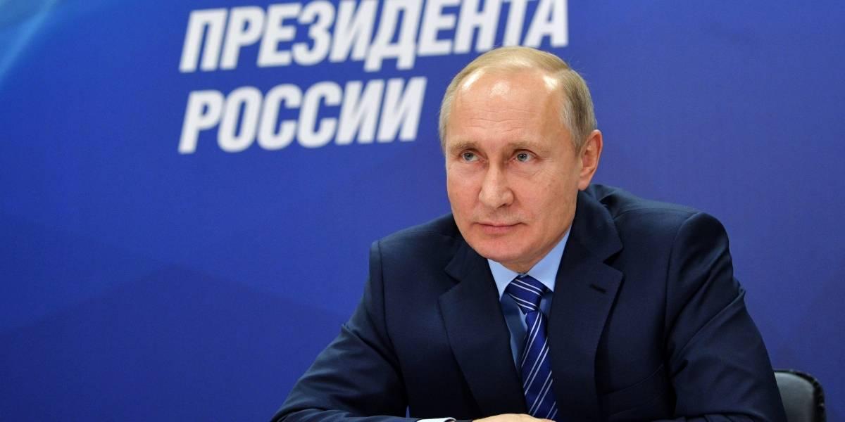 Denuncias de intromisión rusa son 'suposiciones paranoicas': Kremlin