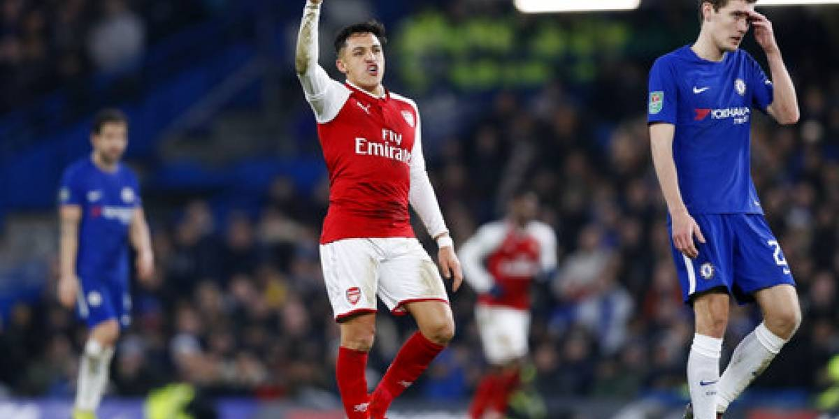 Manchester United hace oferta desorbitante para quedarse con Alexis Sánchez