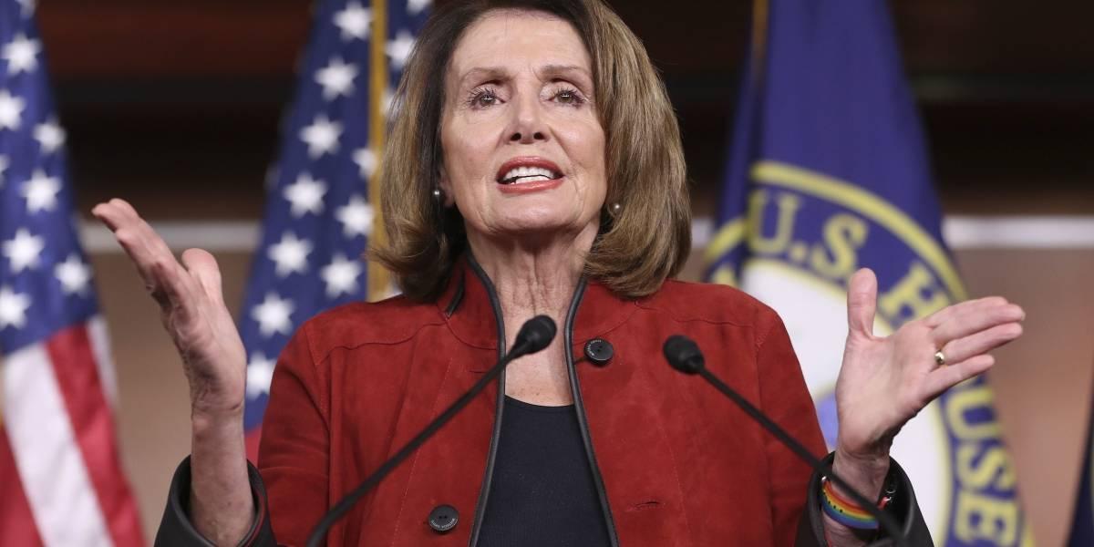 Nancy Pelosi pide a Ricardo Rosselló aplazar aplicación de ley