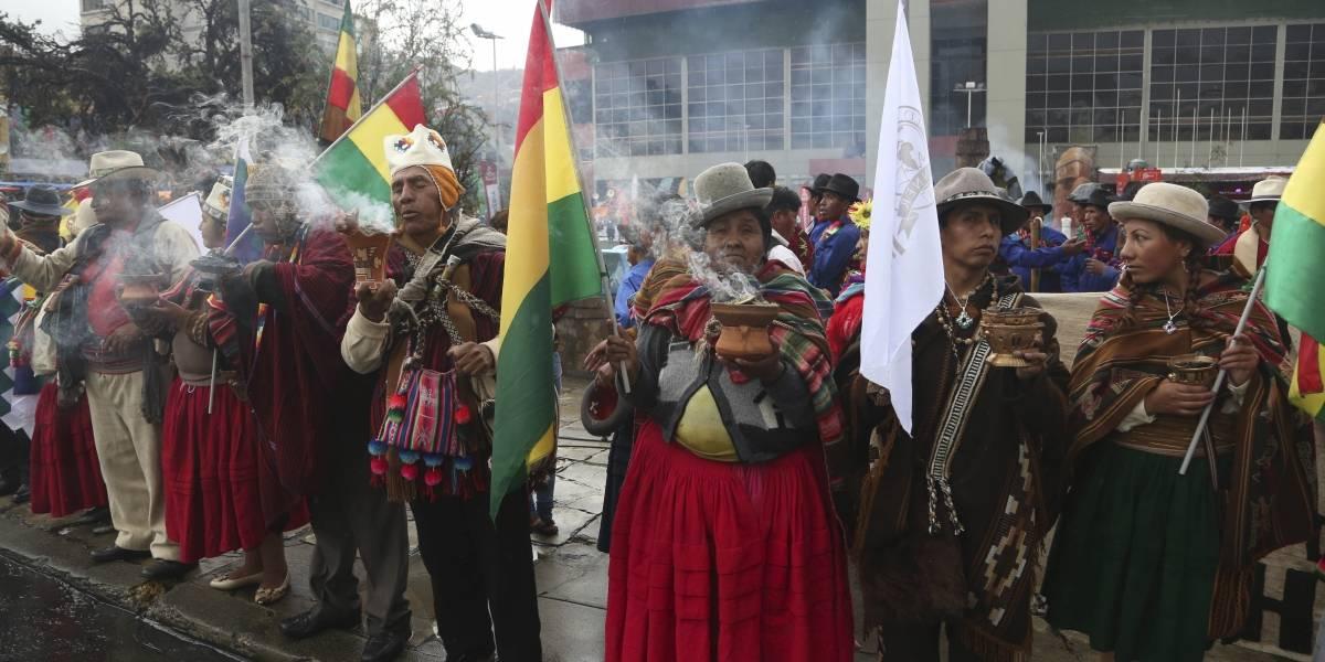Bolivia vivió las dos caras de la moneda en su recibimiento al Dakar 2018