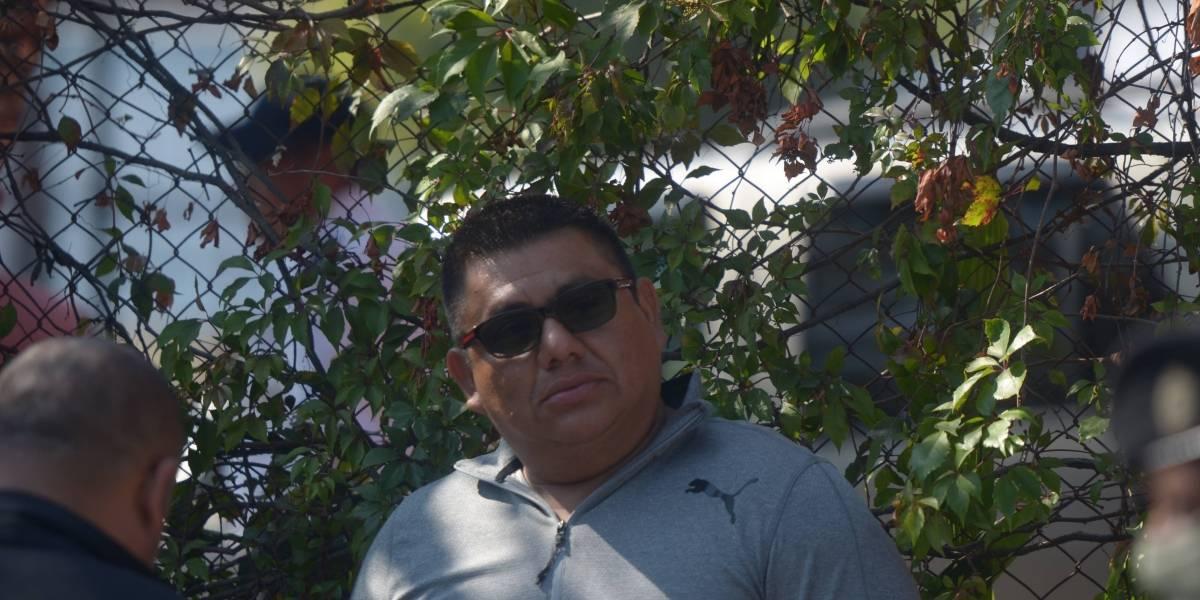 EN IMÁGENES. El fuerte arsenal de guatemalteco requerido por EE. UU. capturado en zona 14