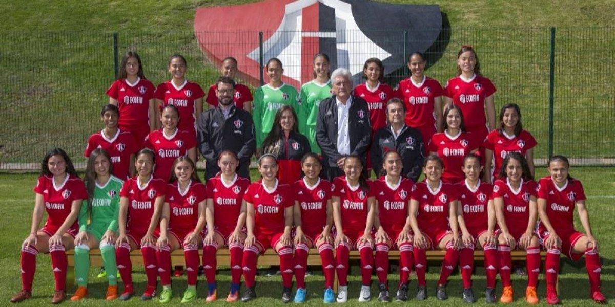 Atlas femenil justifica salida de su goleadora Alicia Cervantes