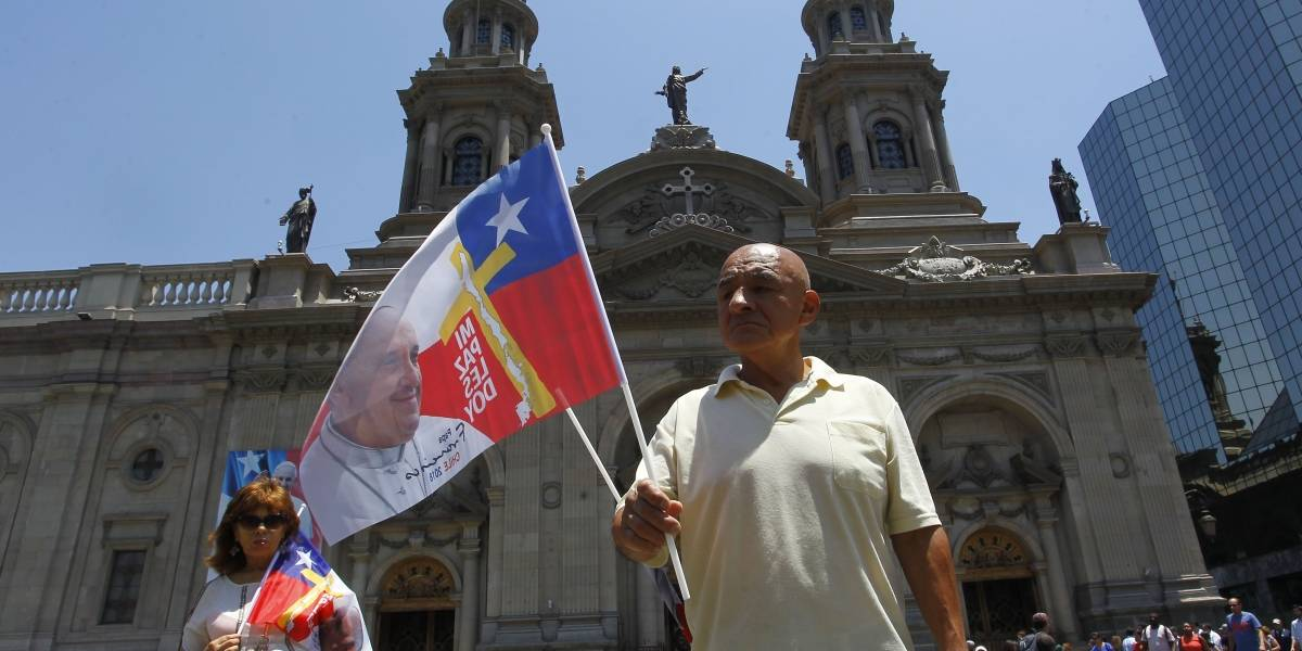 Calendario completo del Papa en Santiago