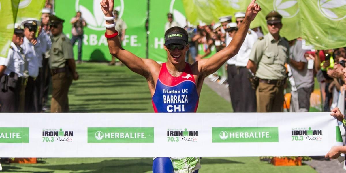Bárbara Riveros ganó por cuarto año consecutivo el Ironman de Pucón — Notable